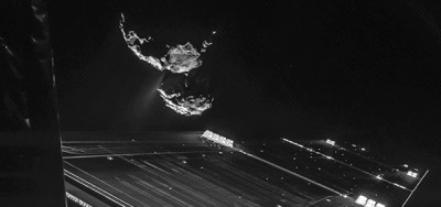 Cos'ha scoperto Philae sulla cometa