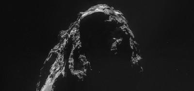 Com'è fatta una cometa da vicino