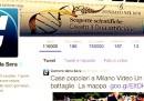 Il guaio di Corriere.it con Twitter