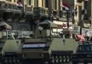 La protesta dei salafiti al Cairo