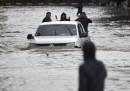 Le foto dell'alluvione a Gaza