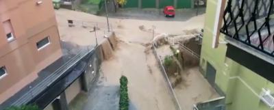 Nuovi guai per il maltempo, nel nord Italia