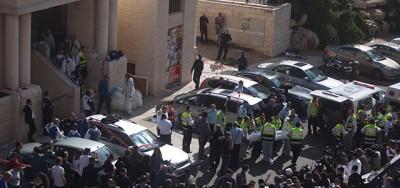 L'attacco nella sinagoga a Gerusalemme