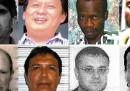 Le 9 persone più ricercate per crimini contro l'ambiente