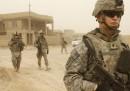 I soldati americani e le armi chimiche in Iraq