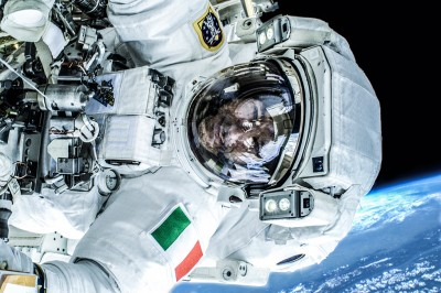 Luca Parmitano sarà il primo astronauta italiano con il ruolo di comandante della Stazione Spaziale Internazionale