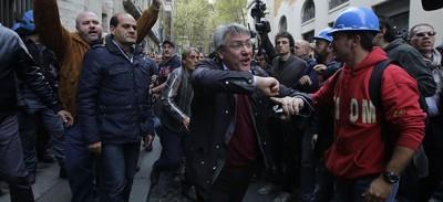 Il video di Gazebo sugli scontri di Roma