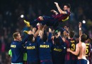 Lionel Messi è diventato il miglior marcatore della storia della Liga