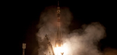 Nove minuti per andare in orbita