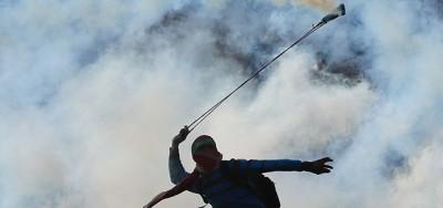 Tira una brutta aria in Israele