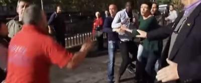 Il video di Piazzapulita sugli scontri a Tor Sapienza