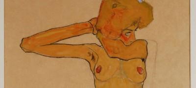 I nudi di Egon Schiele