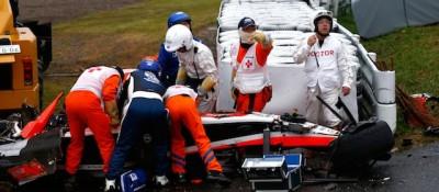 Il rapporto sull'incidente di Jules Bianchi