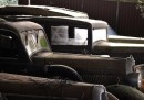 Le foto delle auto d'epoca ritrovate in Francia