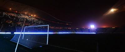 Il blackout durante Besiktas-Tottenham
