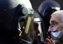 La Spagna sta per introdurre una legge dura sulle manifestazioni