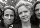 Le sorelle Brown, fotografate ogni anno per 40 anni