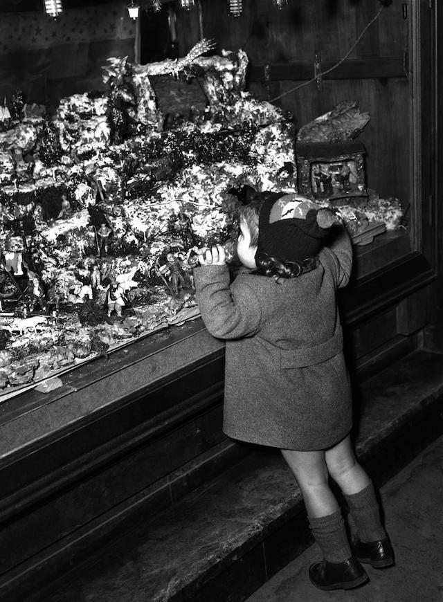 Vecchie foto di Natale a Torino - Il Post