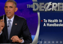 Il video di Barack Obama al Colbert Report
