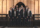 All I Want For Christmas Is You, del coro di Oxford