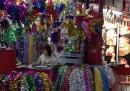 Una città cinese produce il 60 per cento di tutti gli addobbi natalizi venduti al mondo