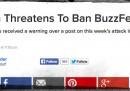 La Russia contro BuzzFeed