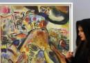 Il doodle di Google su Wassily Kandinsky