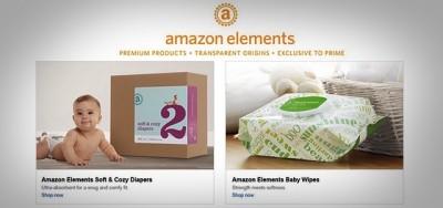 I pannolini di Amazon