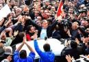 Gli arresti dei giornalisti in Turchia