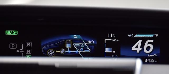 Sta arrivando il momento delle auto a idrogeno?