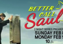 "C'è un nuovo trailer di ""Better Call Saul"""