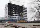 L'attacco terroristico a Grozny, in Cecenia