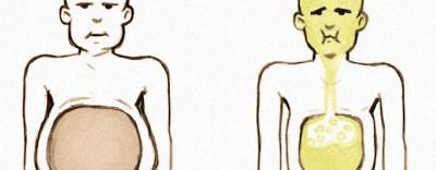 Cosa succede al nostro corpo dopo un'abbuffata