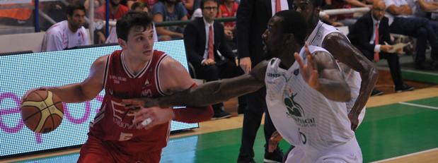 Basket finale scudetto, Gara 6 - Siena vs. Milano