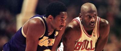Kobe Bryant ha fatto più punti di Michael Jordan