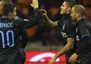"""Il gol """"alla Zidane"""" di Mateo Kovacic"""