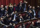 I parlamentari che hanno lasciato il M5S