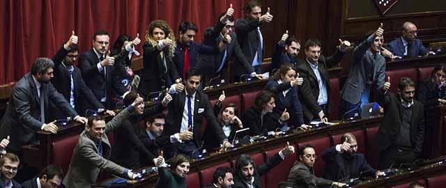 I parlamentari che hanno lasciato il m5s il post for Parlamentari 5 stelle nomi