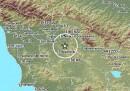 C'è stato un terremoto di magnitudo 4.1 nella zona del Chianti, a sud di Firenze