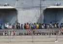 Quanti nuovi migranti sono arrivati in Italia?