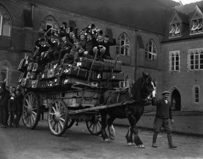 Tornare a casa per Natale, 1926