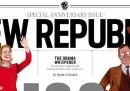 Il New Republic è scoppiato
