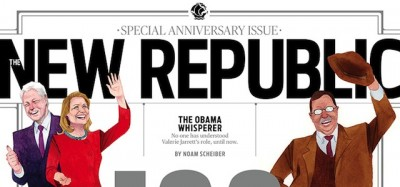 Il New Republic è scoppiato