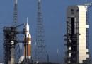 Rinviato il primo volo di Orion nello Spazio