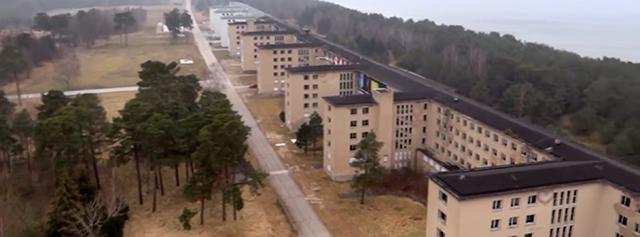 La controversa riqualificazione di un resort nazista il post for Nazi holiday resort