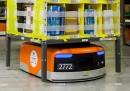 I robot di Amazon