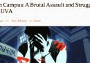 Rolling Stone e lo stupro alla University of Virginia