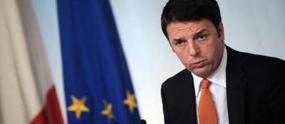 La conferenza di fine anno di Matteo Renzi
