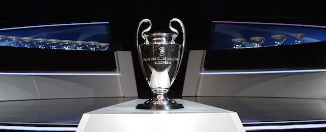 sorteggio ottavi Champions League