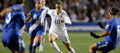 I Mondiali di calcio femminile del 2015